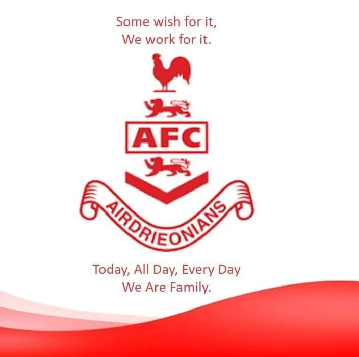 Airdrieonians Community Club