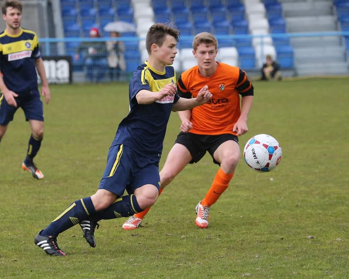 Will Giles talks of his university experience and return to the club