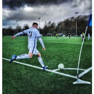 Ilkley midfielder George Gomersall talks about his time in the Guiseley AFC Academy