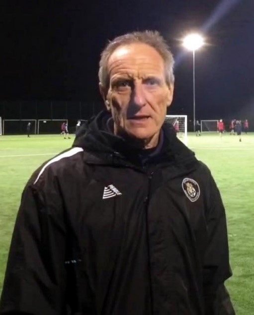 Ilkley Town coach Dave Houlston talks about his long spell at the club and time in Canada
