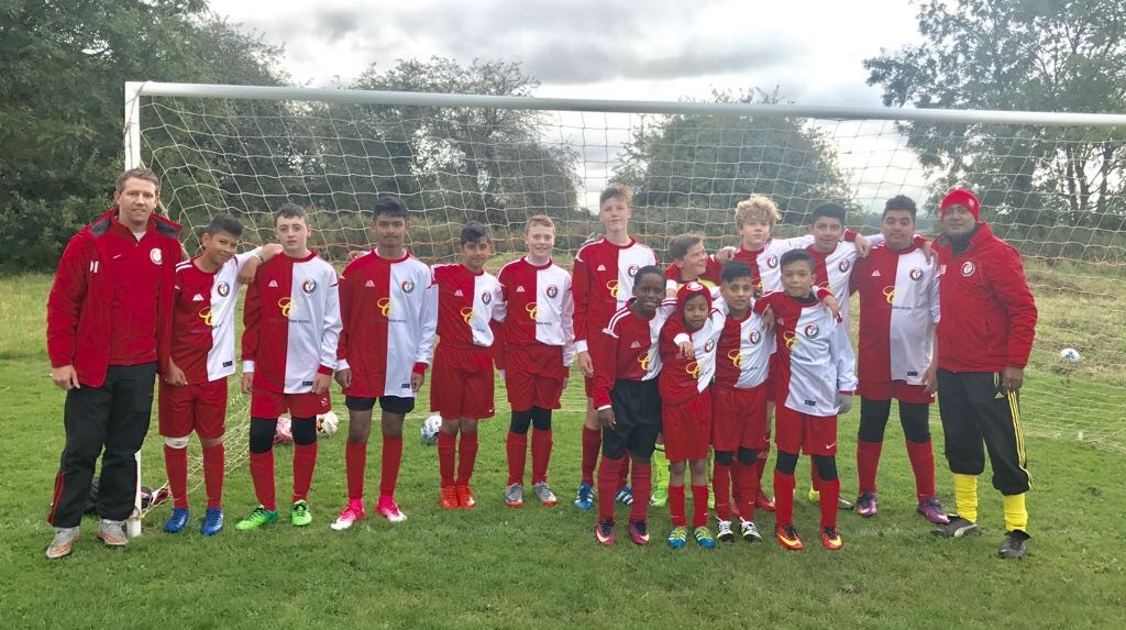 LSC U13's Beat Top of Table Ampthill