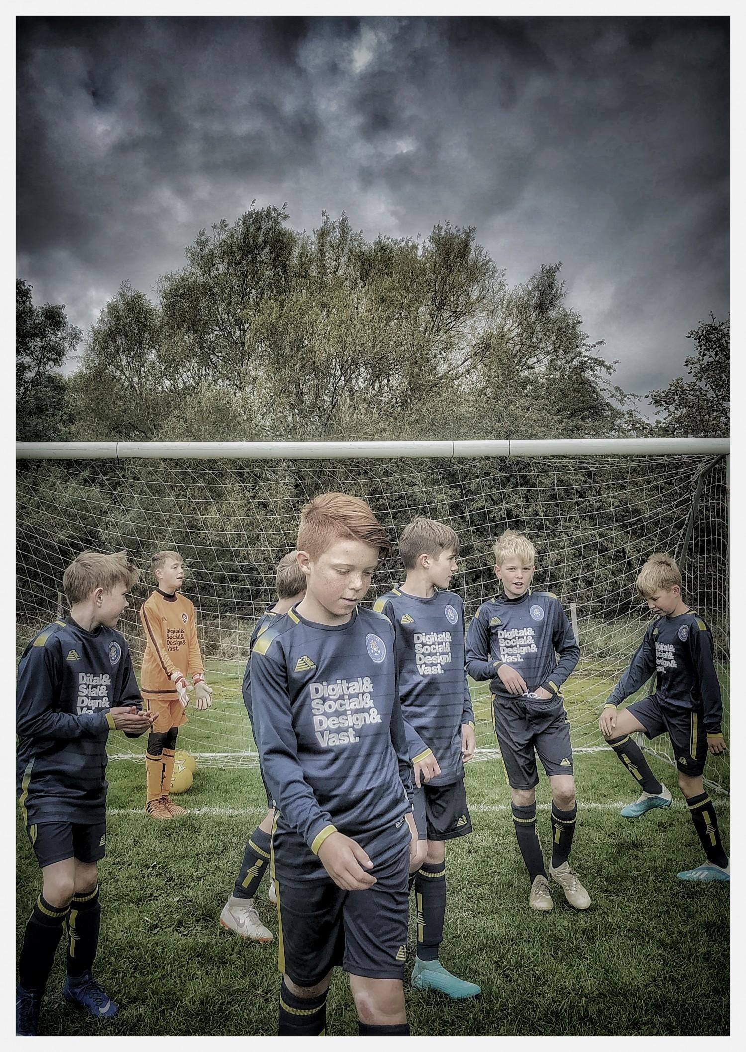 u12s make progress in West Yorkshire Cup