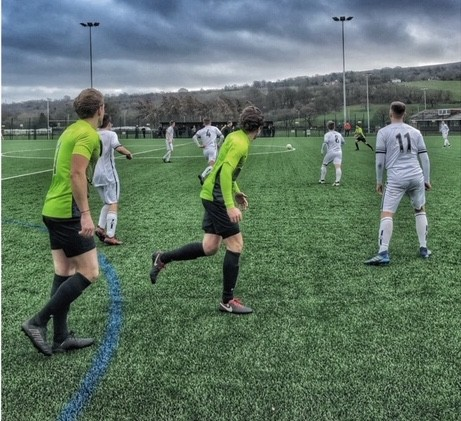 Two first half goals keep Ilkley in the cup