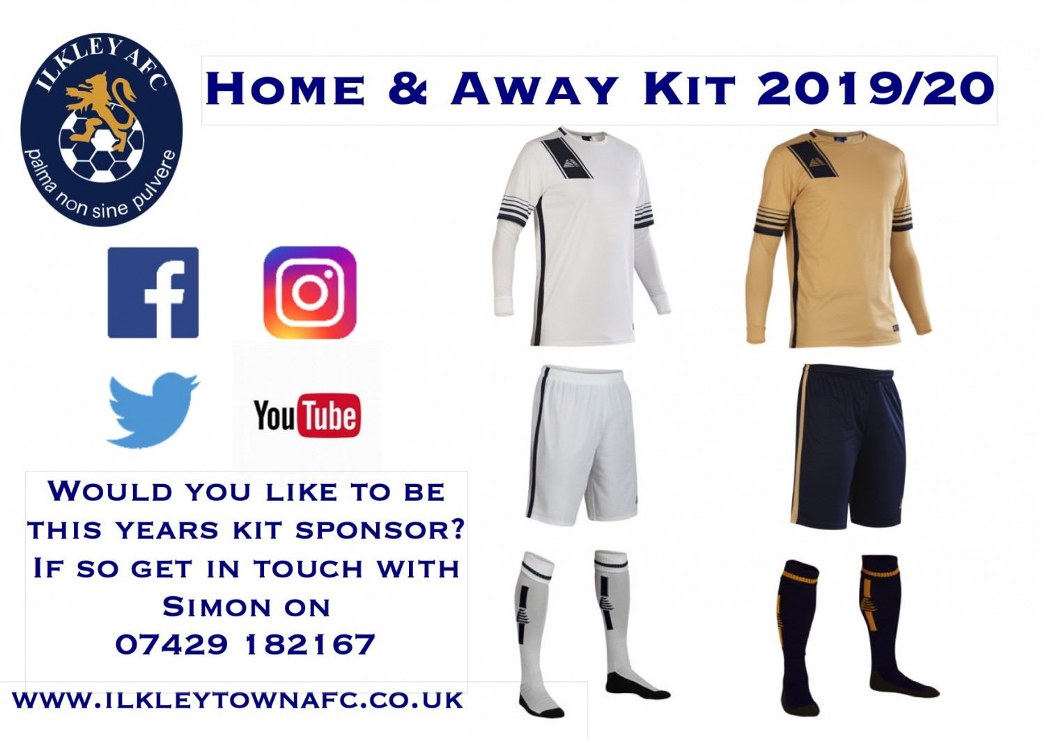 19/20 Kit Announcement!