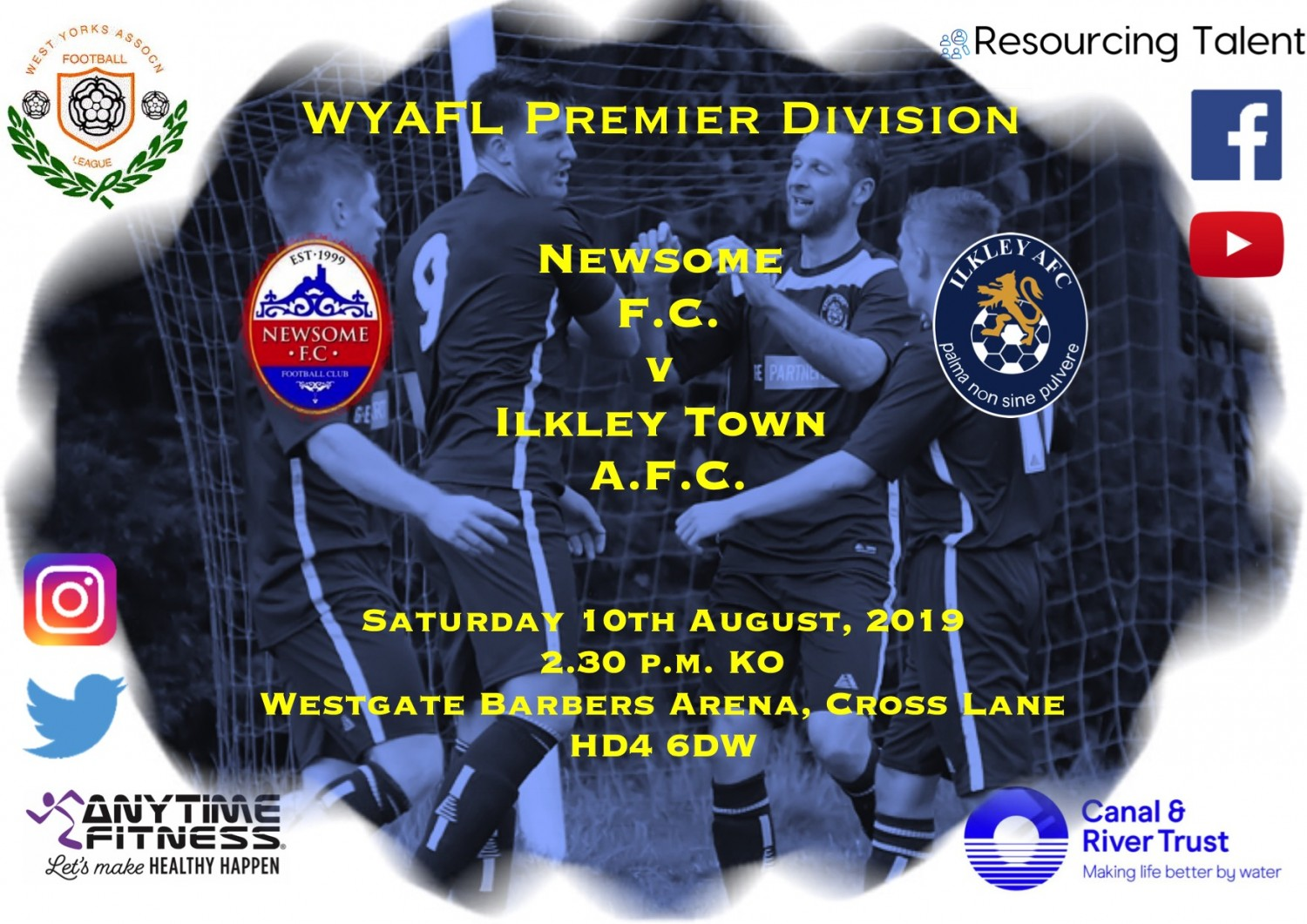 Match Preview: Newsome v Ilkley Town