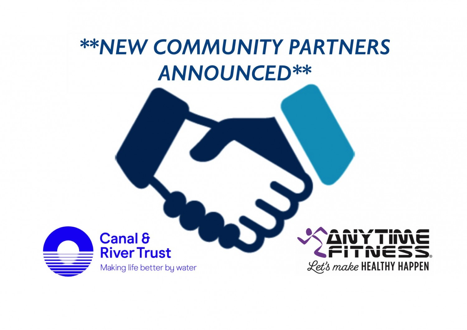 New Community Partners Announced!