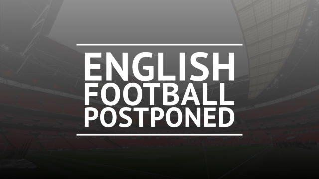 ALL Club Training & Fixtures Suspended