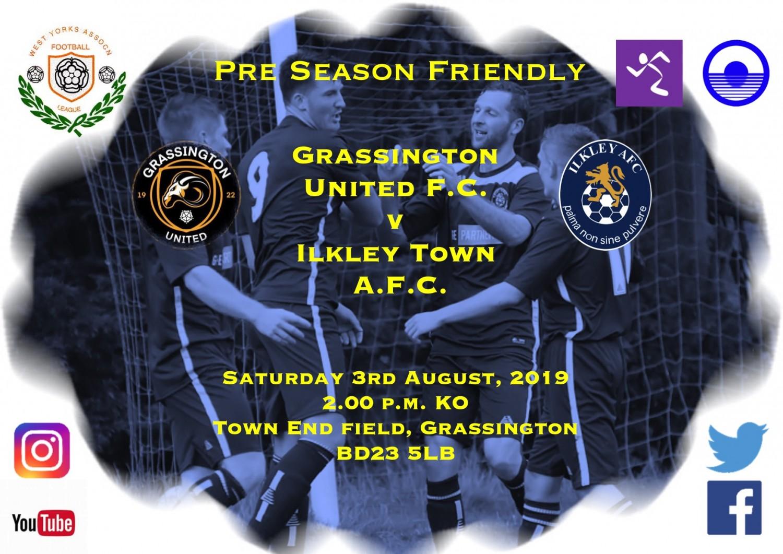 Match Preview: Grassington United v Ilkley Town