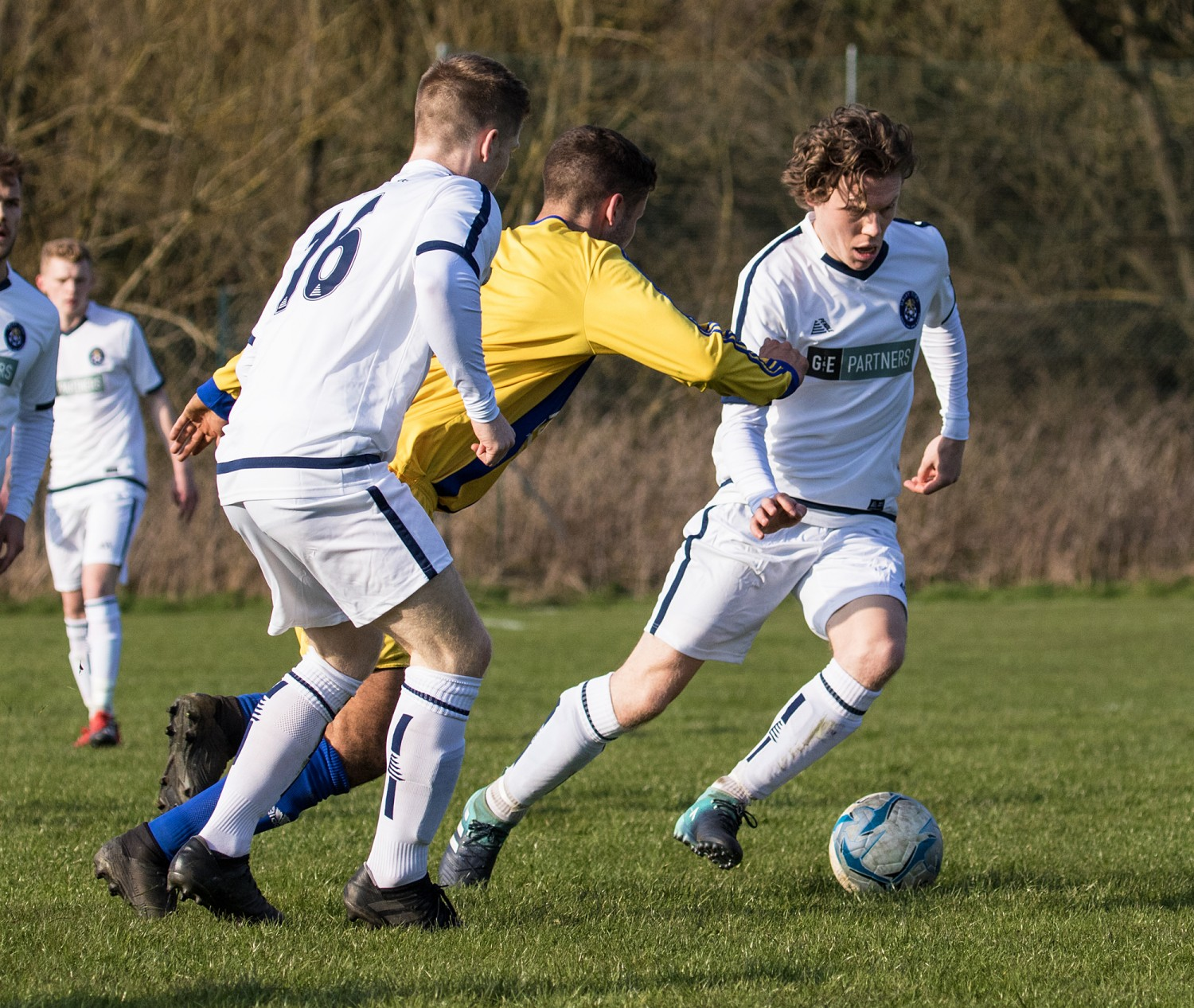 Smith's Hat Trick Inspires Town to Victory