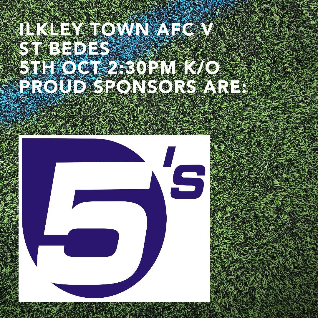 Match Highlights: Ilkley Town v St Bedes
