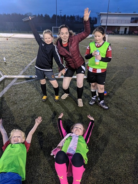Ludlow Lionesses (girls) NEW PLAYERS WELCOME FOR 2019-20