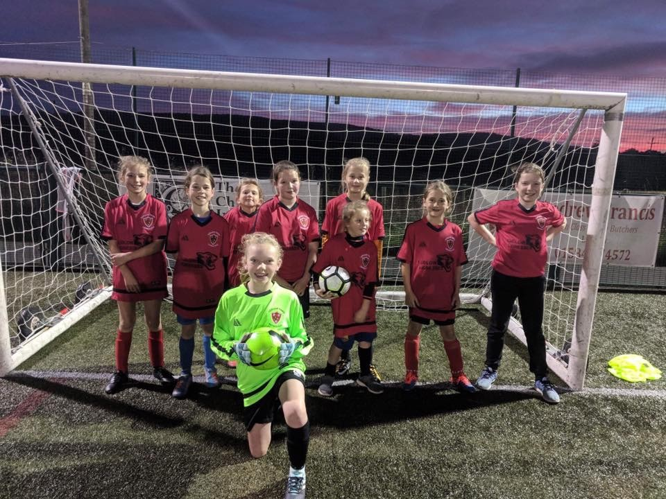 Ludlow Lionesses SSE Wildcats Centre (Ludlow Town Juniors FC) NEW PLAYERS WELCOME
